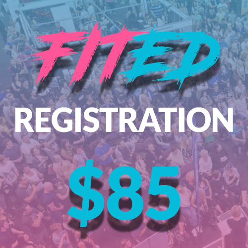 FitEd Adelaide Fitness Convention